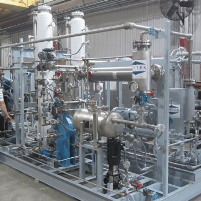 Biodiesel Methanol Recovery | Square Unit