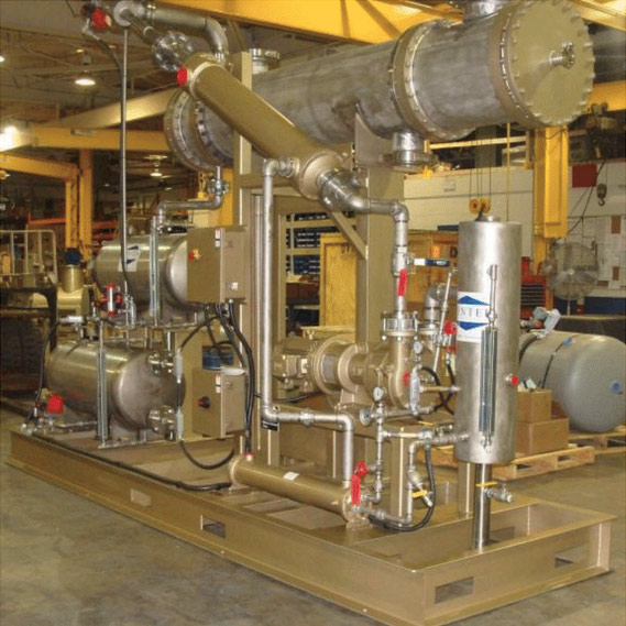 Standard Process Vacuum System