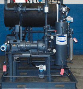 Hybrid Air Jet Liquid Ring Vacuum System