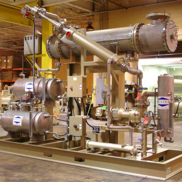Process Vacuum System